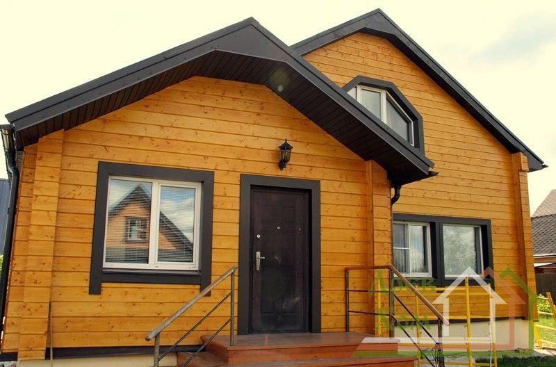 Потолок в деревянных домах дизайн фото